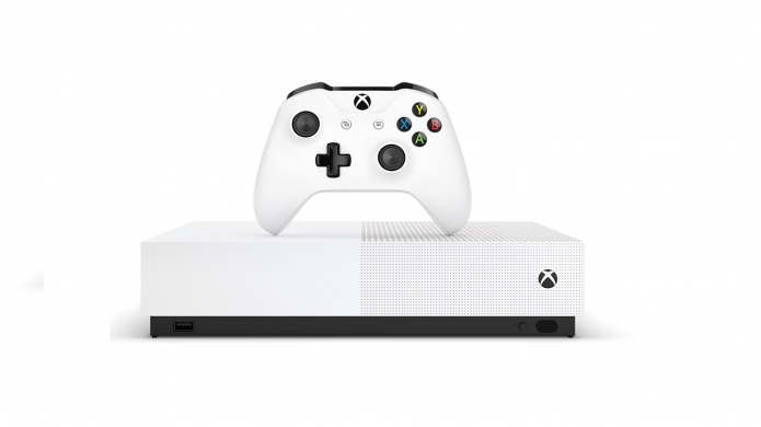 Xbox One S All-Digital Edition is Real