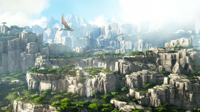 ARK: Survival Evolved Just Got a Massive New and Free