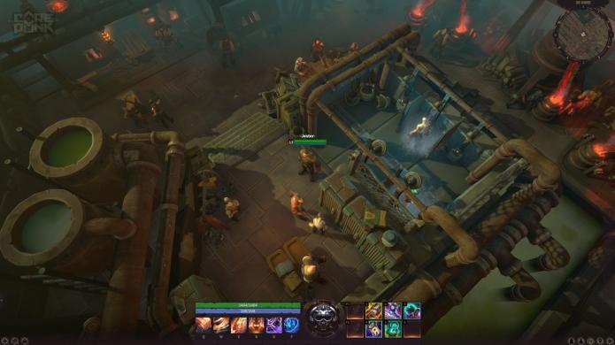 Corepunk is a New Game Described as Diablo Meets Ultima Online