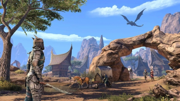 The Elder Scrolls Online: Elsweyr and Season of the Dragon Announced