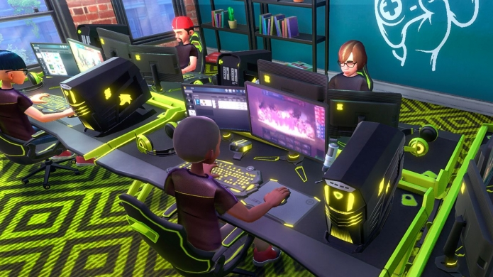 Esports Life Tycoon Exists and It's Available Now via Steam Early Access