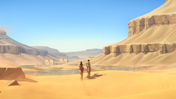 Campo Santo's In the Valley of Gods Put on Hold as Team Shifts Focus to Other Valve Projects