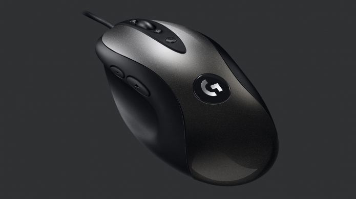 Logitech Bringing Back the Classic MX518 Gaming Mouse
