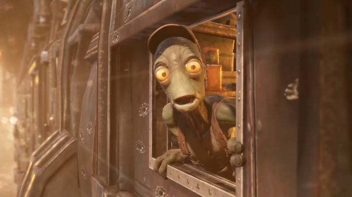Oddworld: Soulstorm is a Sequel to the Abe's Oddysee Remake