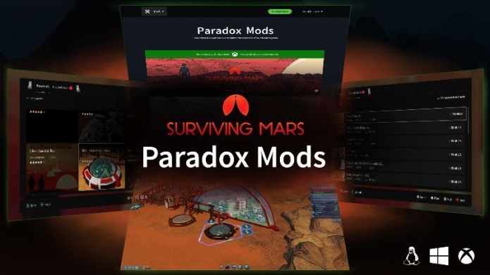 Paradox Joins with Microsoft to Launch Paradox Mods for Xbox One and PC