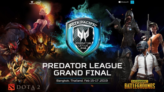ANZ's Team Immunity Takes Third-Spot at the Predator League APAC Finals