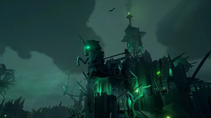 Sea of Thieves Fort of the Damned Asks Pirates to Work Together to Take On a New Challenge