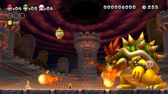 New Super Mario Bros. U Deluxe Review - A Familiar Super Mario World