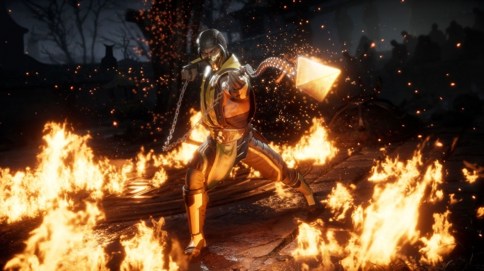 Mortal Kombat Movie will Feature Fatalities