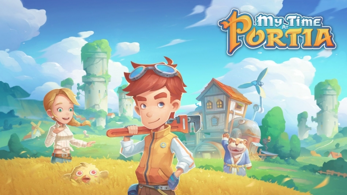 My Time At Portia Review - Job's Done
