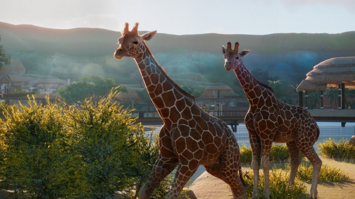 Planet Zoo from Frontier is Out in November and it Looks Incredible