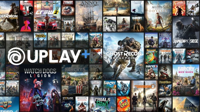 Ubisoft Releases the Full Line-Up For its Upcoming Subscription-Based Uplay+ Service