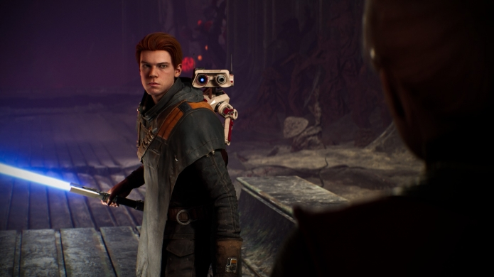 Watch This - 19 Minutes of Direct-Feed Star Wars Jedi: Fallen Order Gameplay