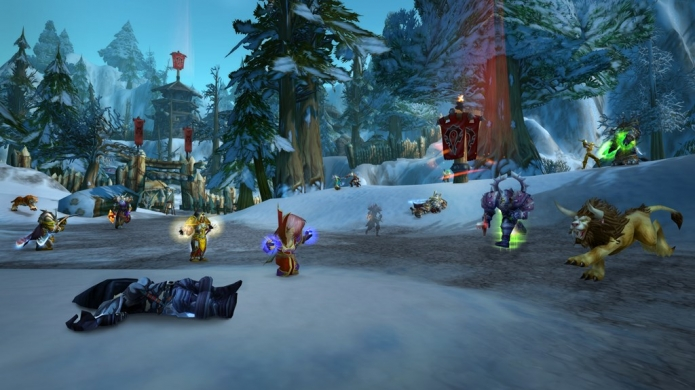World of Warcraft Classic Becomes a Little More Classic with Warsong Gulch and Alterac Valley