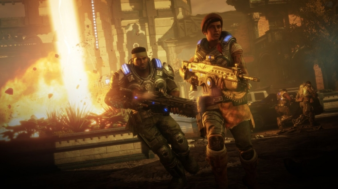 The Gears 5 Campaign Was Built to Target 60 FPS on Xbox One X