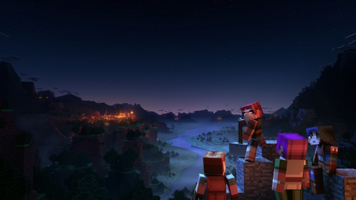 Building an Action-RPG: Delving Into Minecraft Dungeons with Mojang