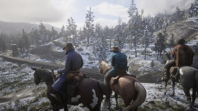 Finally, it's Time to Western on the First Frontier - Red Dead Redemption 2 PC Review