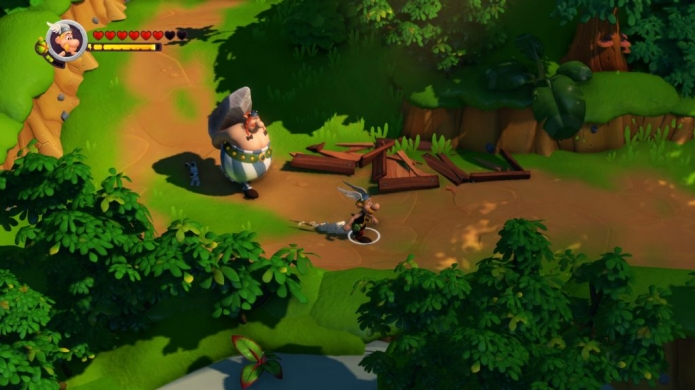Let's Greet the Romans 'nicely' - Asterix & Obelix XXL3: The Crystal Menhir Review