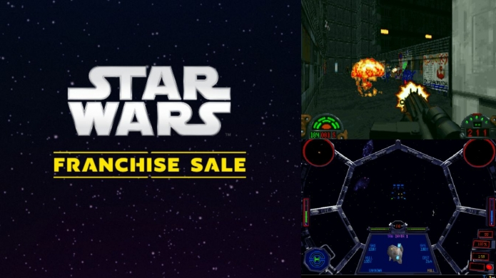 GOG is Having a Massive Classic Star Wars Game Sale