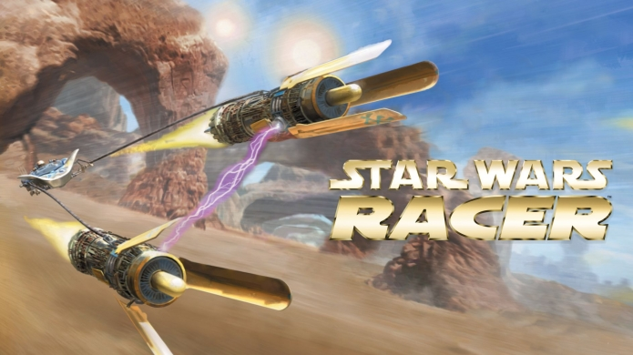 Star Wars Episode I: Racer Review - It's a New Lap Record!