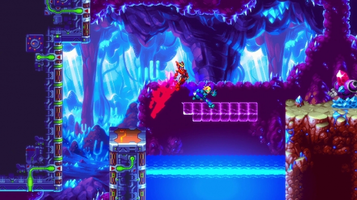 30XX is a Rogue-Like Mega Man Inspired Action Platformer Hitting Early Access Next Month