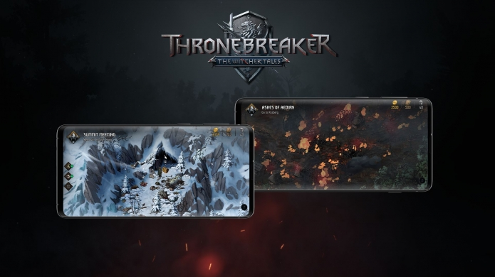 The Witcher Tales: Thronebreaker is Now Available on Android Devices