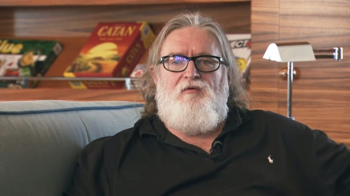 Gabe Newell Says There's a Lot of Momentum within Valve to Create Single-Player Games