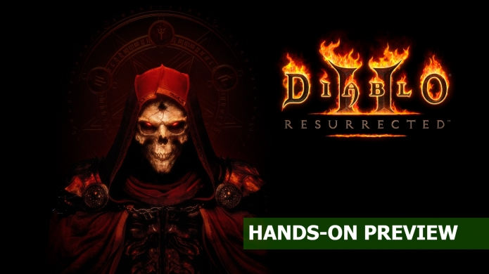 Diablo 2: Resurrected Preview - It's Back and We Had a Hell of a Time Playing It