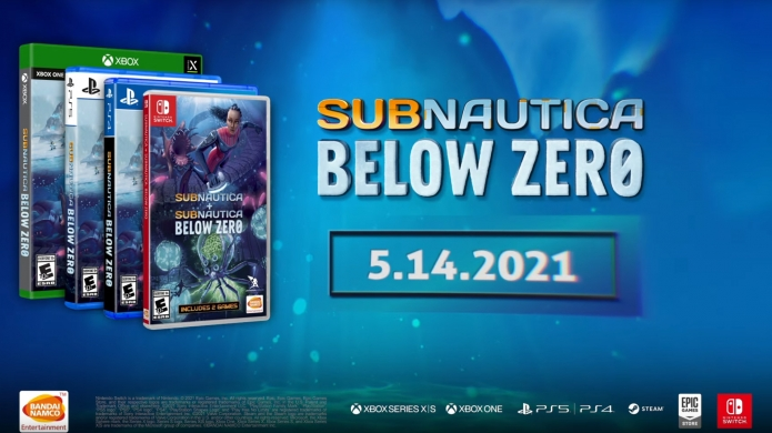 Subnautica: Below Zero is Finished, Confirms Developer Unknown Worlds who also Revealed its Release Date
