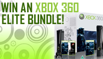 WIN an Xbox 360 Elite Bundle!