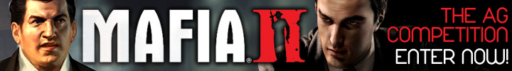 Mafia II Competition Banner