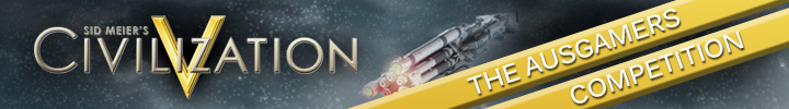 The Civilization V Competition Banner