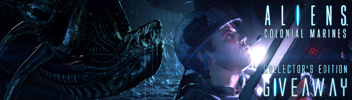 AusGamers Aliens Colonial Marines Competition Banner